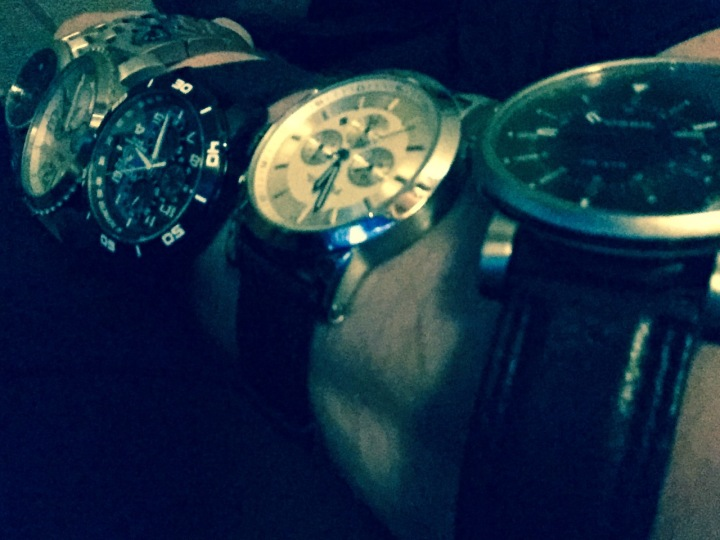 The average U.S. man has 5 watches. #Metrosexual
